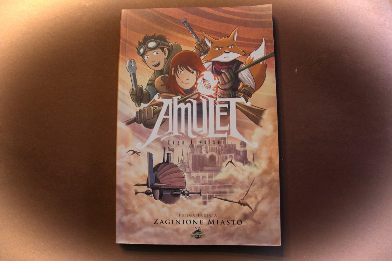 """""""Amulet 3. Zaginione miasto"""", czyli przygodo trwaj"""