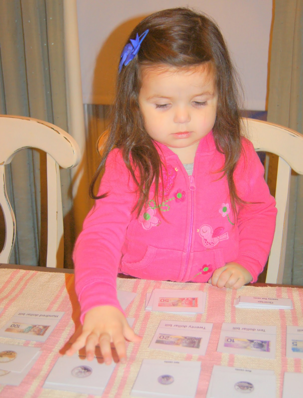 Currency Learning Materials At Home Free Canadian