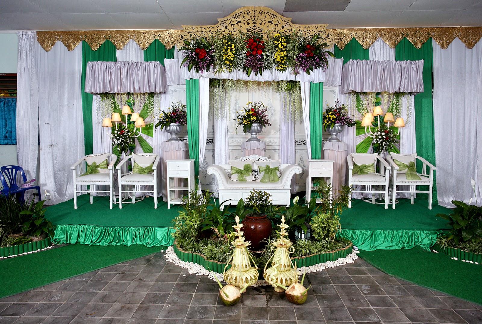 dekorasi pelaminan di yogyakarta