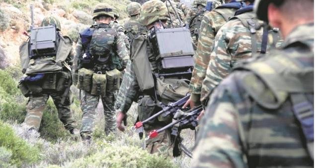 Μάχη στον Εβρο – Αιχμαλωτίστηκαν δύο Τούρκοι στρατιωτικοί στον Πέπλο μετά από συμπλοκή