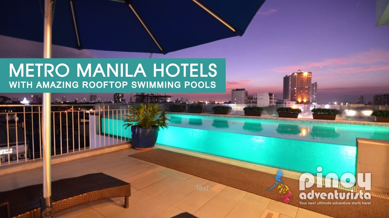 Hotels With Pools In The Room Manila