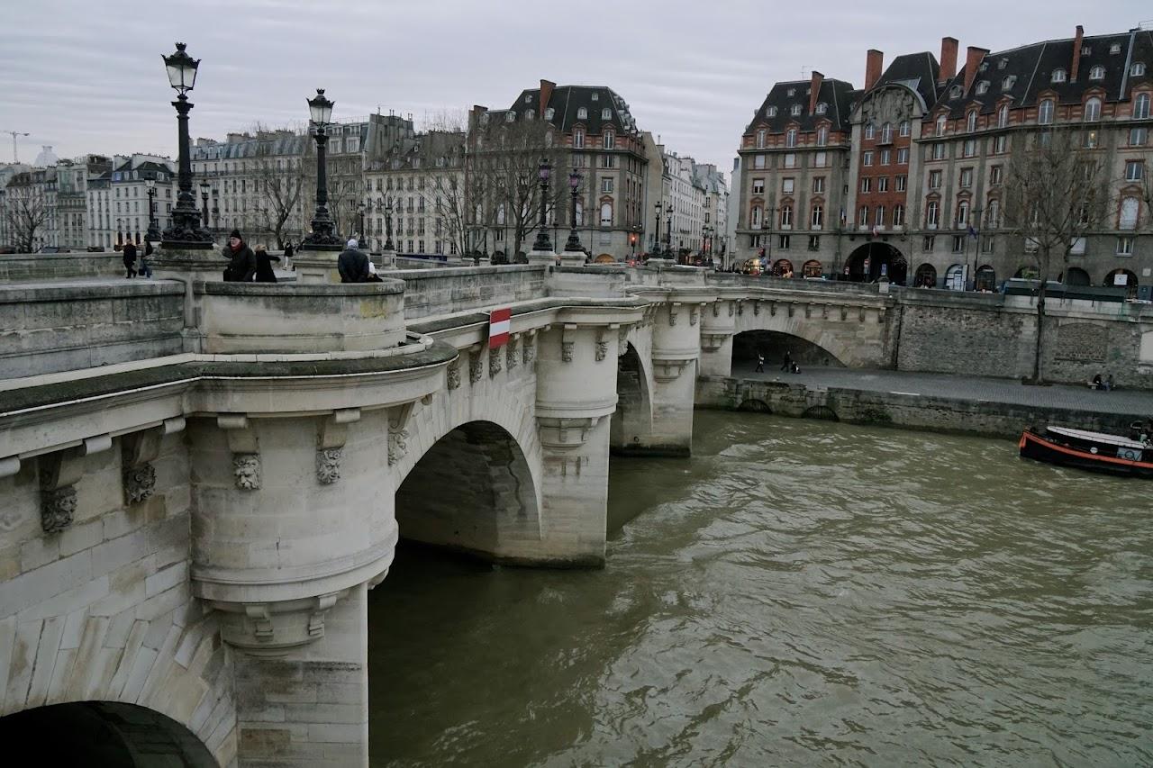 ポン・ヌフ(Pont Neuf)