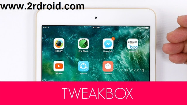 تحميل تطبيق واتس اب بلس و تطبيقات ابل ايفون المدفوعة مجانا بدون جيلبريك Tweak Box