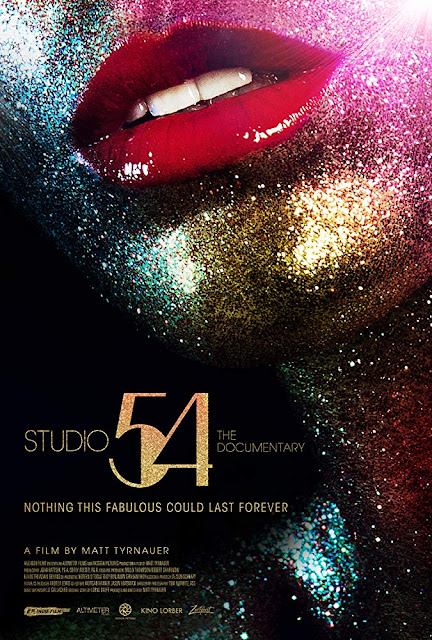 Studio 54 2018 movie poster