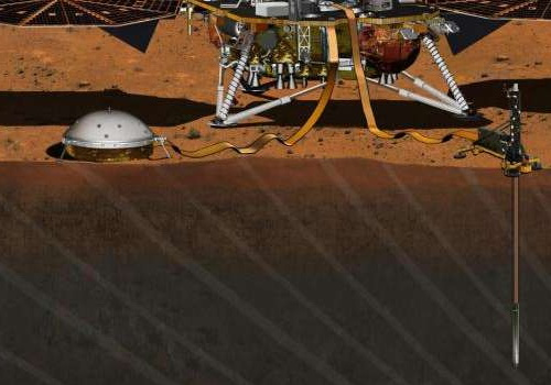 Tutorial Penelitian NASA InSight Bersiap Selidiki Interior Mars