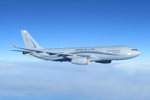 Armee Air Airbus A330 MRTT Phenix