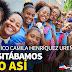 Presidente Danilo Medina entrega Politécnico Camila Henríquez Ureña a 840 estudiantes de Boca Chica