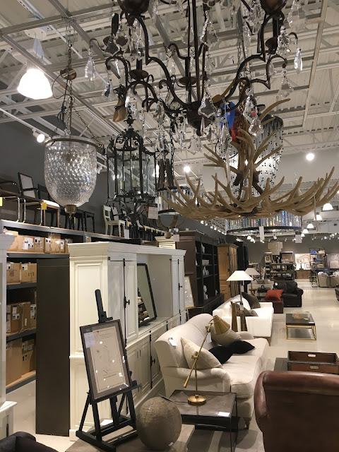 restoration hardware lighting