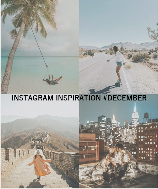 INSTAGRAM INSPIRATION #DECEMBER Falling for A