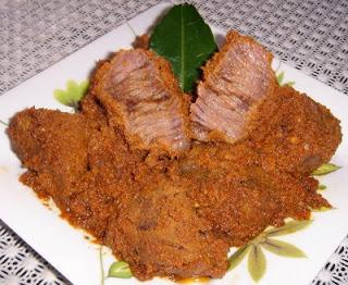 Cara Membuat Rendang Daging Sapi Yang Lezat