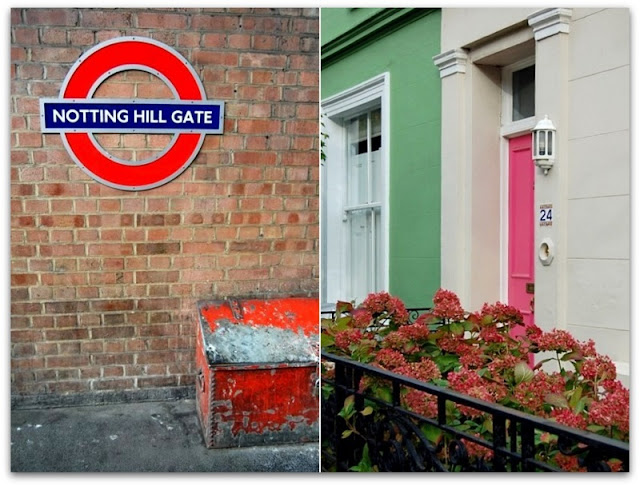 Stacja Notting Hill Gate