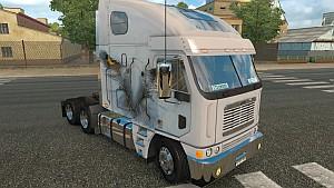 Eagle skin for Freightliner Argosy