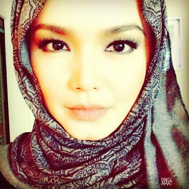8 gambar terbaru siti nurhaliza bertudung di instagram for Siti di collezionismo