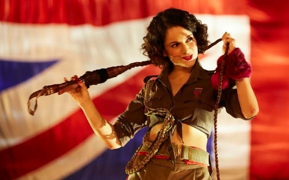 Directed by Vishal Bhardwaj, Kangana Ranaut, Bloody Hell, Rangoon