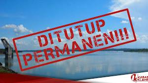 Wisata Waduk Kedung Ombo Resmi Ditutup Total