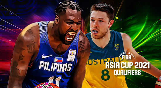 List of 24 Teams Qualified for the 2021 FIBA Asia Cup Qualifiers