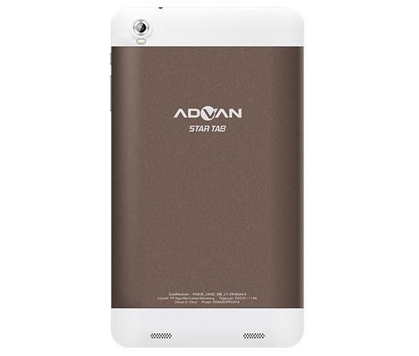 Spesifikasi Advan T1K+