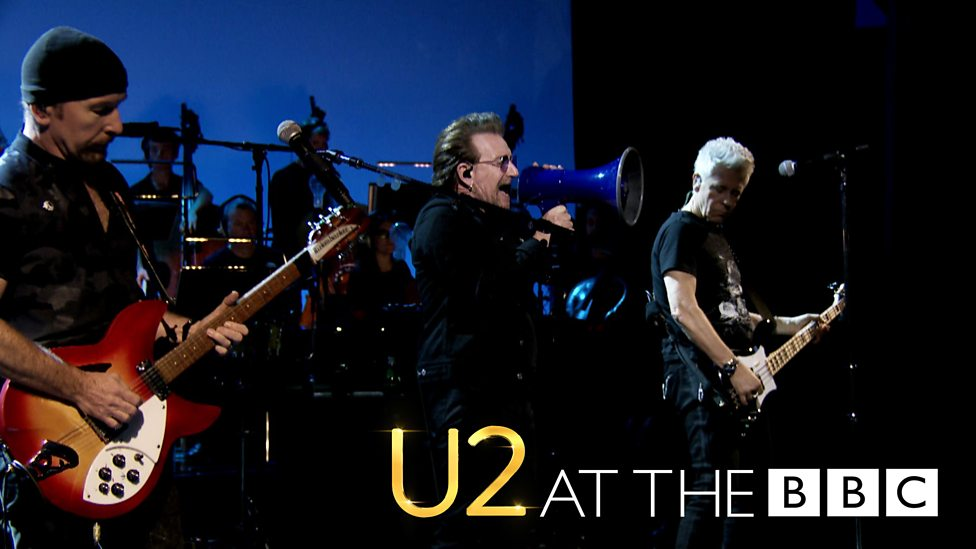 hennemusic: VIDEO: U2 perform live at Abbey Road Studios for