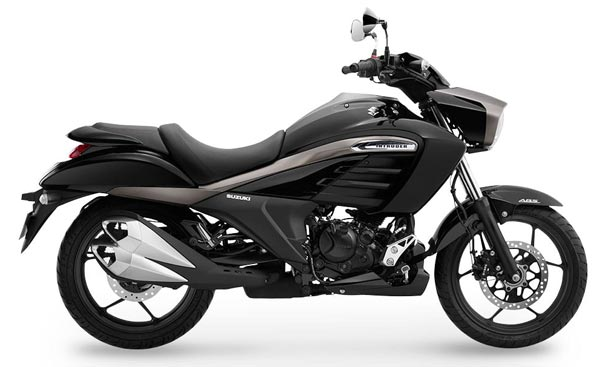New  Suzuki Intruder 150 Right side look HD Picture