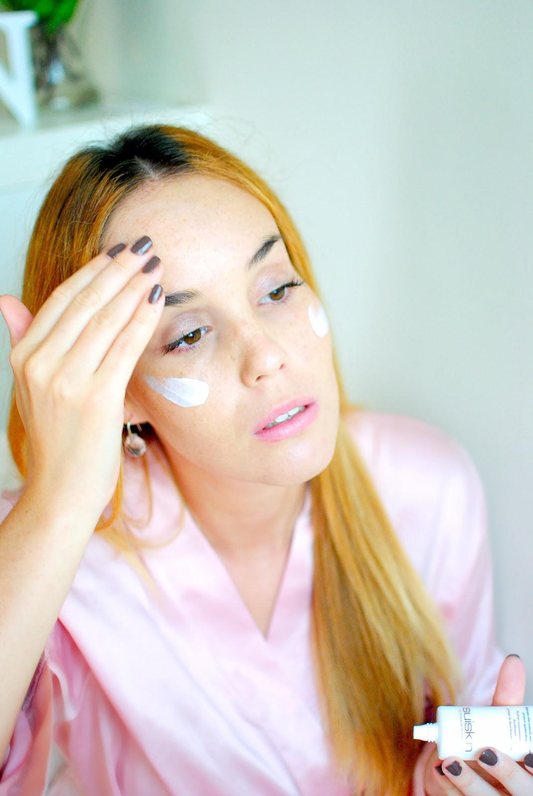 nery hdez, suiskin, cosmetica coreana, skincare , rutina de cuidado facial,