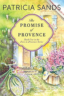 The Promise of Provence - women's fiction by Patricia Sands
