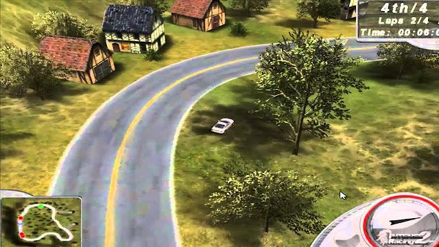 تحميل لعبة السباق Intense Racing 2 للكمبيوتر برابط مباشر
