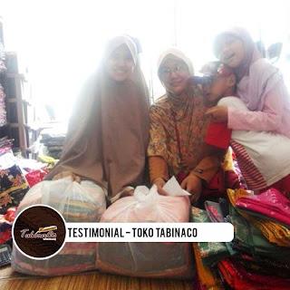 testimonial pembelian kain batik madura - pembelian offline