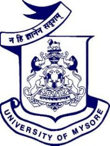 Mysore University Time Table for BA, B.Com, B.Sc, BBM, UG & PG Exams