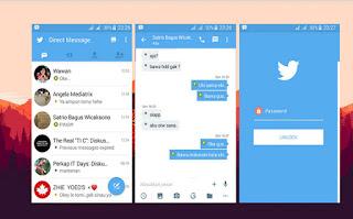 Download BBM Mod Tema Twitter Terbaru v2.11.0.18 Apk