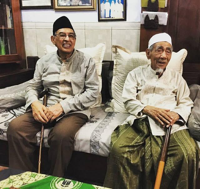 Selamat Ulang Tahun Habib Quraish Shihab ke 73