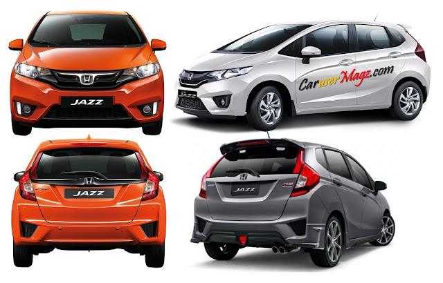 Honda Jazz Generasi ke-Tiga