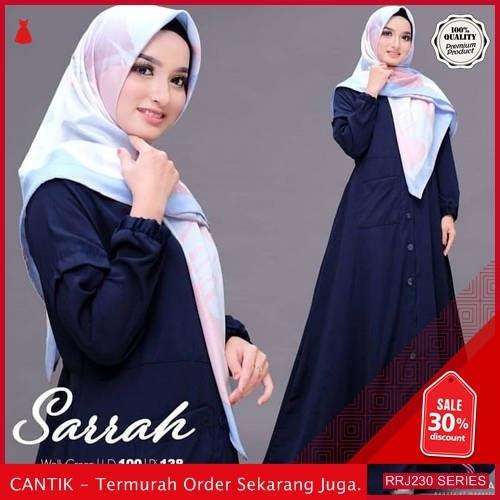 Jual RRJ230D129 Dress Sarrah Maxy Wanita Vg Terbaru Trendy BMGShop