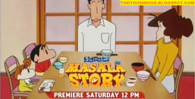 "Watch Online And Download Crayon Shin-Chan New Movie ""Shinchan : Masala Story"" In HINDI In HD"