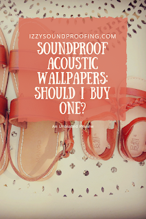 soundproof acoustic wallpapers