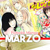 Portadas Manga Alusivas de Marzo 🌻 ¡Alisten carteras para primavera! 🌻 [Actualizado: 20/'02/19]