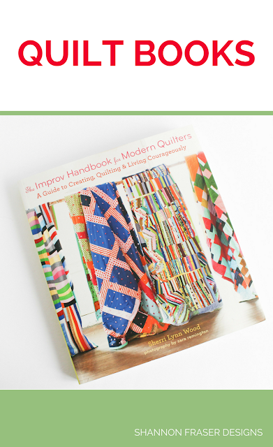 Quilt Books | Ultimate gift guide for the modern quilter in your life | Books, Gift Cards, Tools & Notions are just some of the categories covered in these Christmas gift ideas