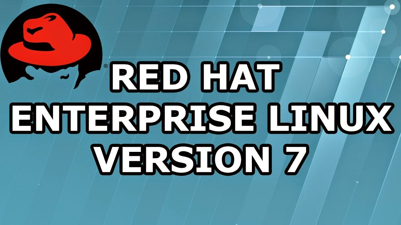 RedHat Enterprise Linux 7 now Support SAP HANNA ~ DBA Consulting Blog