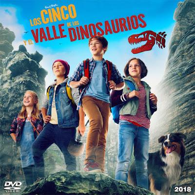 Los CINCO y el valle de los dinosaurios - [2018]
