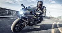 Motor Malaysia Kawasaki H2 2019 Naik Taraf Kuasa Serta Dilengkapi Cat Anti-calar Supercharge 1000cc