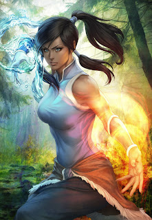Ilustración de video juegos mujer bonita