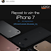 Lazada iPhone7 Contest.