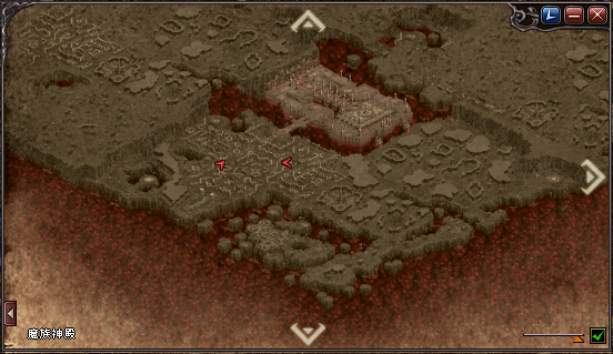 Sanctuary of Evil: 1on1 Points