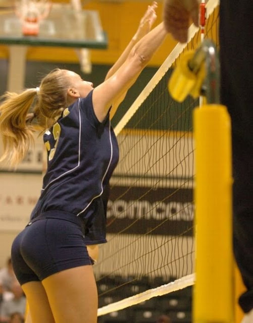 Hot Volleyball Women Players Sexy Pictures