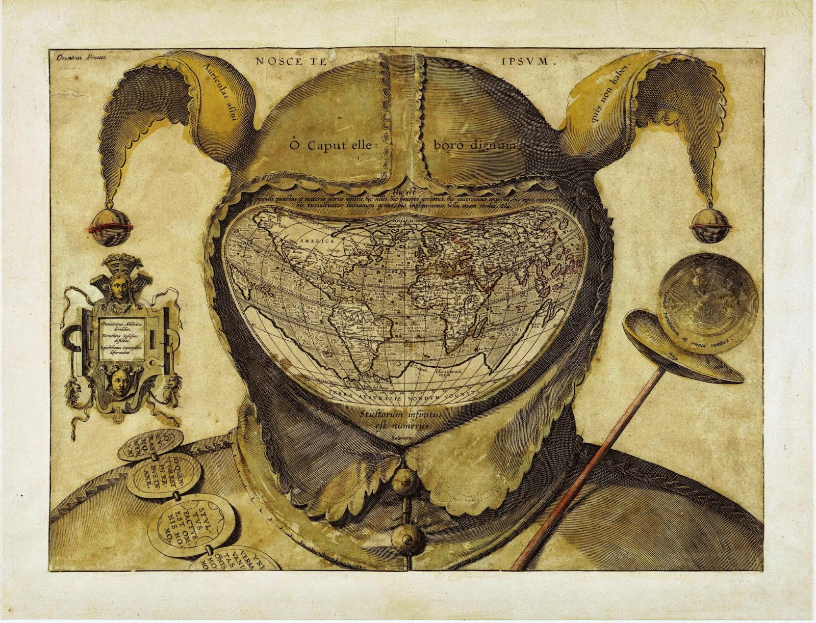 Oldest Known World Map.Ancient World Maps