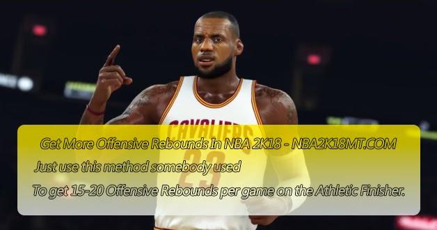 1e70ea23628 NBA 2K18 MT Making Guides