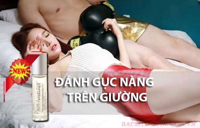 nước hoa gợi dục nữ