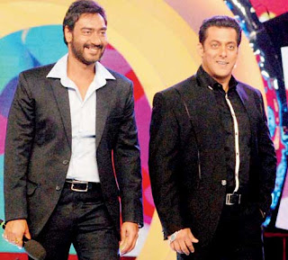 salman khan and ajay devgan friendship