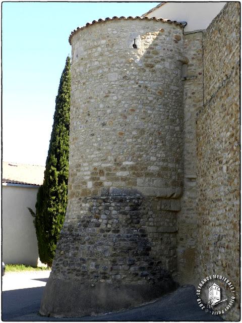 TULETTE (26) - Remparts médiévaux