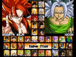 Dragon Ball AF Mugen Edition by RistaR87 Free Download - All