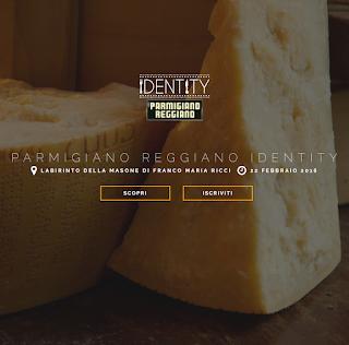 Parmigiano Reggiano Identity 2016